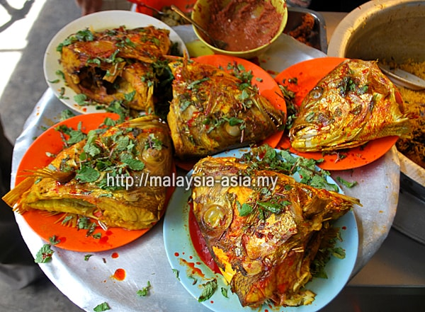 Fish Head Curry Penang