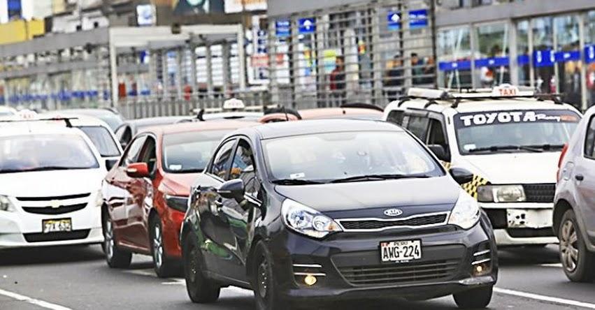 PICO Y PLACA 2019: Autos circularán sin restricciones el 29 y 30 de Julio - ORDENANZA N° 2164