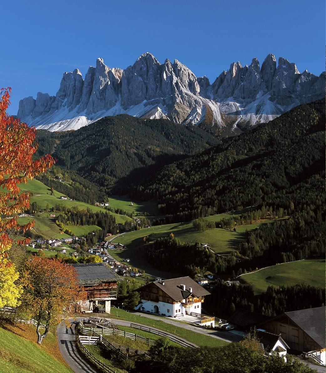 5 Lembah Terindah di Pegunungan Alpen  Event Organizer