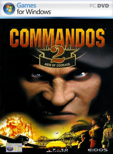 Descargar Commandos 2: Men of Courage [PC] [Full] [ISO] [Español] [1-Link] Gratis [MEGA-MediaFire]
