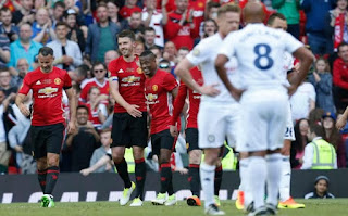 Video Gol Manchester United 08 XI vs Michael Carrick All-Stars 2-2
