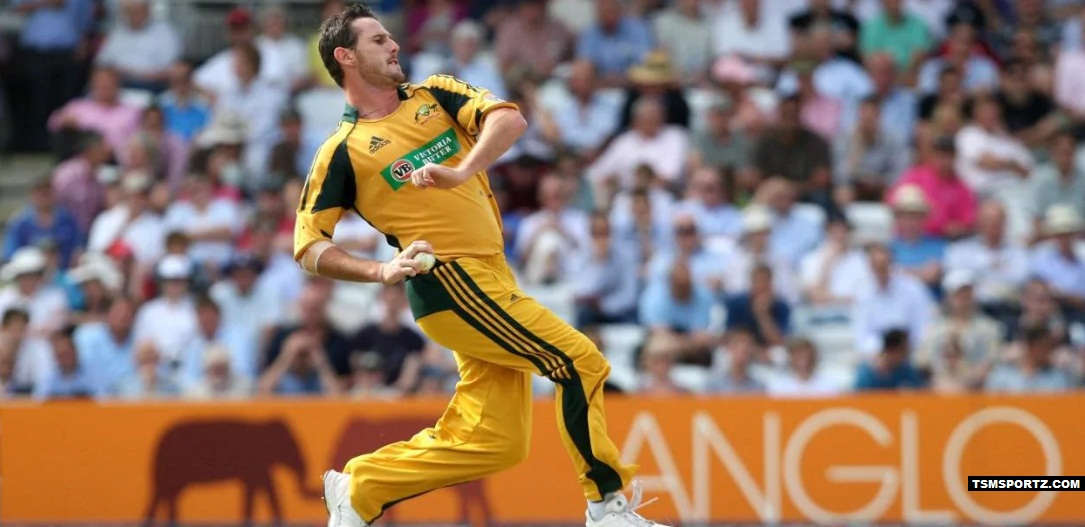 Shaun Tait Australia second fastest bowler in world