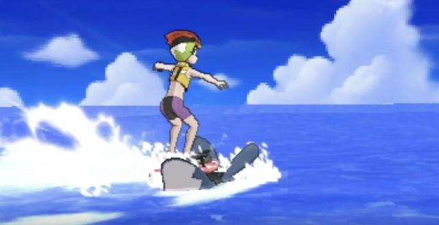 Pokémon Ultrasol y Ultraluna presentan sus Pokémon, una nueva montura y sus pruebas insulares