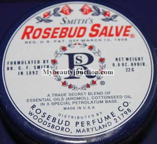 Dr Smith Rosebud Salve review - Best lip balm ever