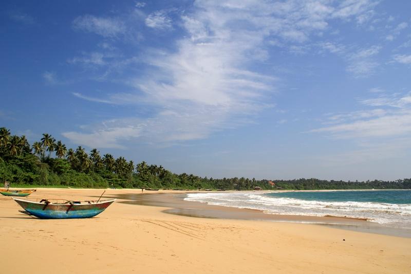 Tallala beach,Sri Lanka