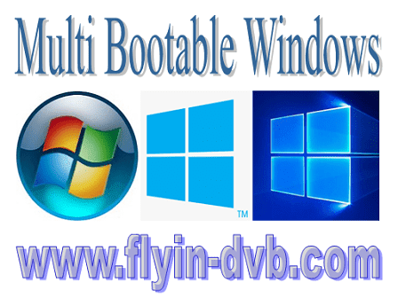 Cara Membuat Multi Bootable USB Windows