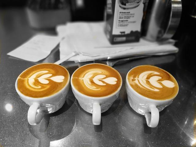 O que é Latte Arte