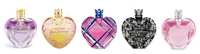 4 Jenis Produk Parfum Unggulan Untuk Wanita dari Vera Wang