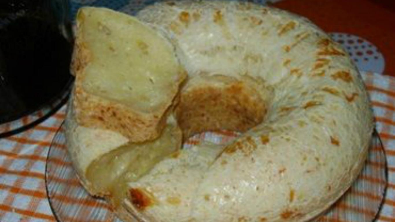 Receita de bolo de queijo, Padre bernardo, goias