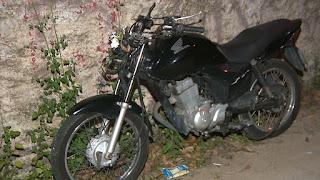 Cavalo morre depois de ser atingido por motociclista, em João Pessoa