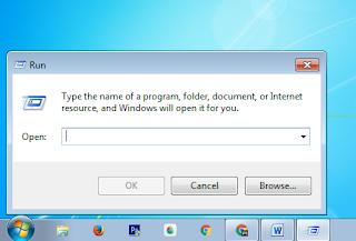 Cara Melihat IP Address di laptop asus