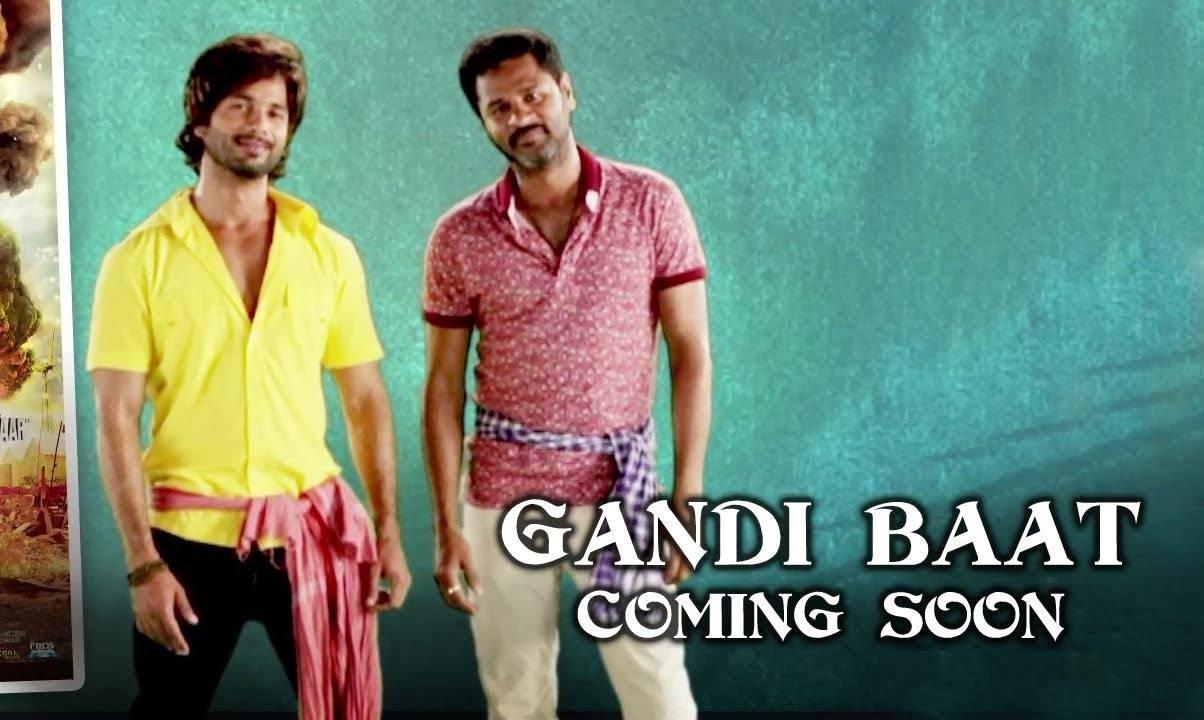Gandi baat (film version) song 320kbps (nakash aziz) download.