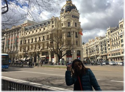Madryt i Toledo, część 1
