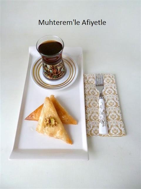 hazır baklava yufkasından tatlı nasıl yapılır?