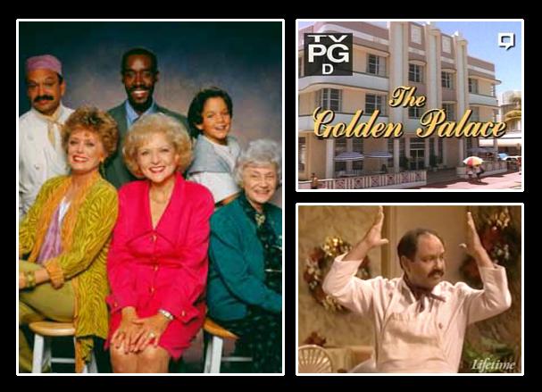 Golden Palace Dvd