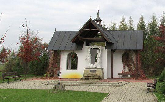 Maryjny Ogród Różańcowy.