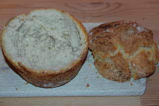 Żur w chlebie