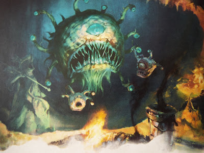 Volo's Guide to Monsters Dungeons & Dragons Beholder Image