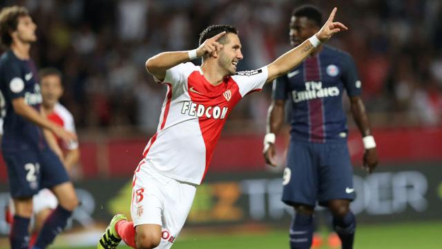 [Video] Cuplikan Gol Monaco 3-1 PSG (Liga Prancis)
