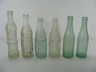 Vintage Soda Bottles 25each