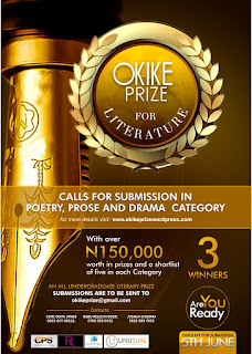 The Okike Prize for Literature