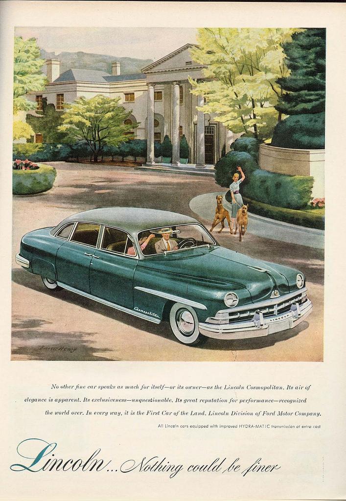 42 Interesting Vintage Automobile Ads in the Last Decades ~ vintage ...