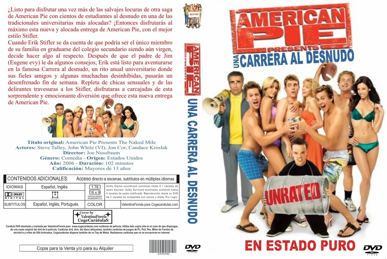 American pie naked mile soundtrack old aunty sex