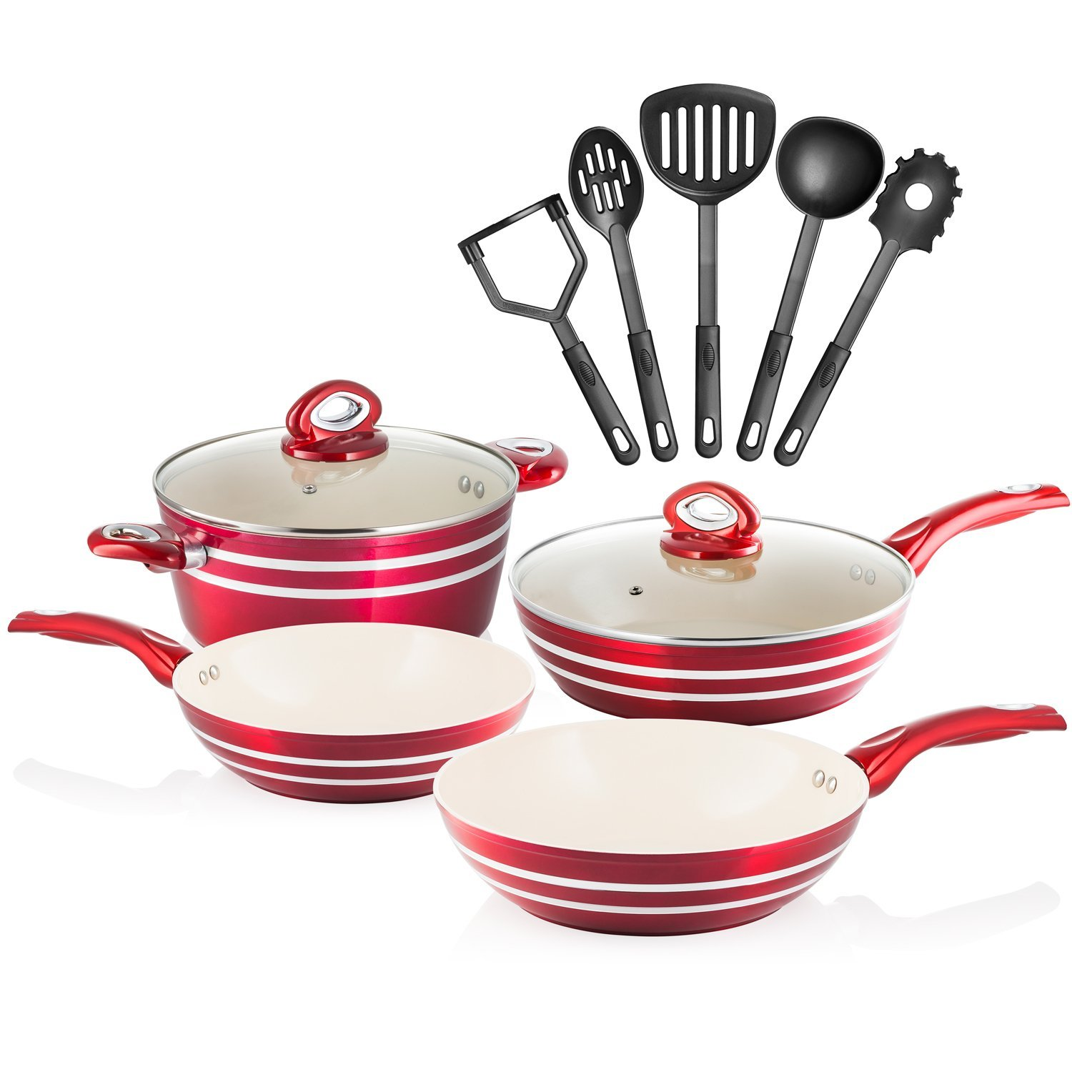 New Release And Best Cookware Sets Discount Up To 79