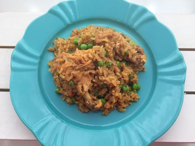 arroz de frango