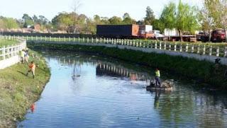 """""""Es un reflejo de lo que está pasando en la zona y de la falta de políticas de Estado"""", sostuvieron desde la Comisión de Lucha Contra la Contaminación y las Inundaciones (COLCIC), según informó Clarín."""