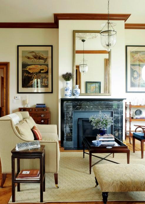 Latest Interior Design For Living Room: New Home Interior Design: Decorating Gallery: Living