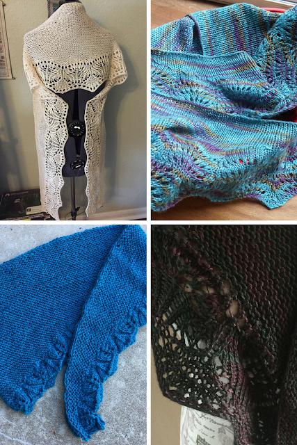 Bijou Basin Blog About Exotic Yarns Knitting