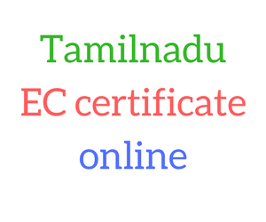 tnreginet_EC_Tamilnadu_apply_View_EC_Encumbrance Certificate_online