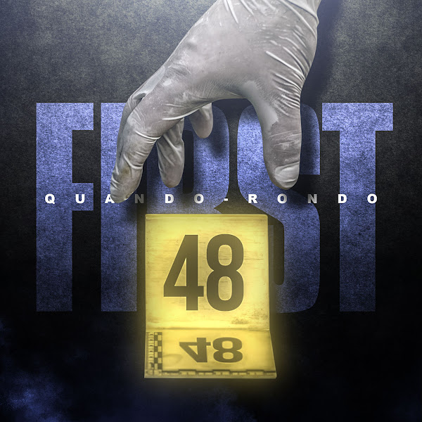 Quando Rondo - First 48 - Single Cover