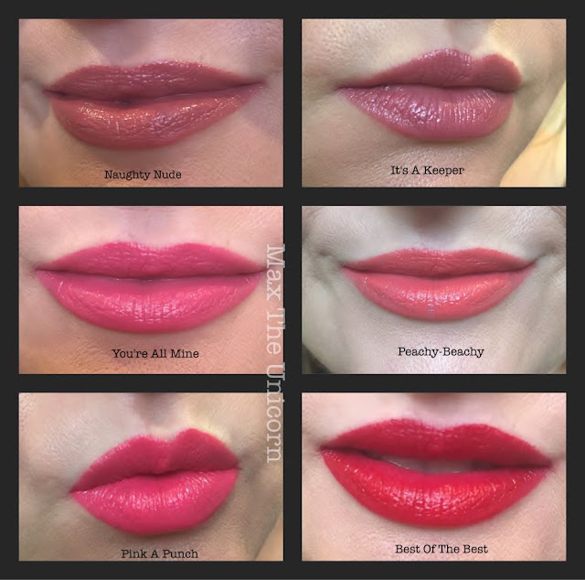 Max The Unicorn Reviewswatches Rimmel The Only 1 Lipsticks-3791