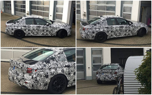 2018 BMW M5 F90 Spy Shots, review, redesign, exterior, interior