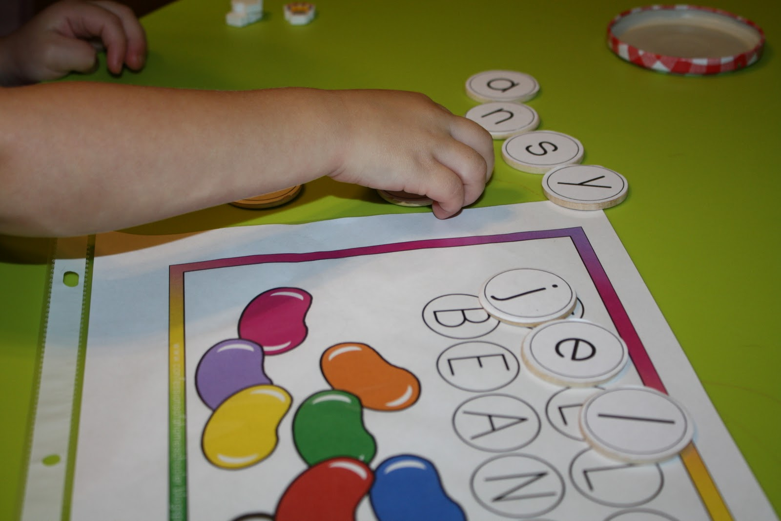 Another Awesome Letter Identification Game I Provided The