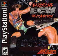 ECW Hardcore Revolution video game