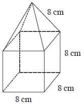 Contoh Soal Luas Permukaan Limas : contoh, permukaan, limas, Contoh, Pembahasan, Permukaan, Limas