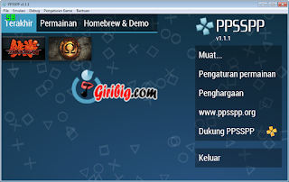 Cara Bermain Game PlayStation Portable Pada Komputer