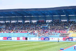 Asaba 2018 african athletic championship photo album attendance