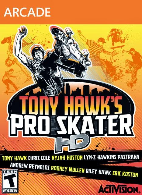 <span><b class=sec>Tony Hawk</b> video games to be detailed in a documentary</span>