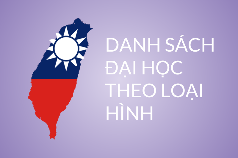 Danh sách các trường đại học Đài Loan công lập và dân lập