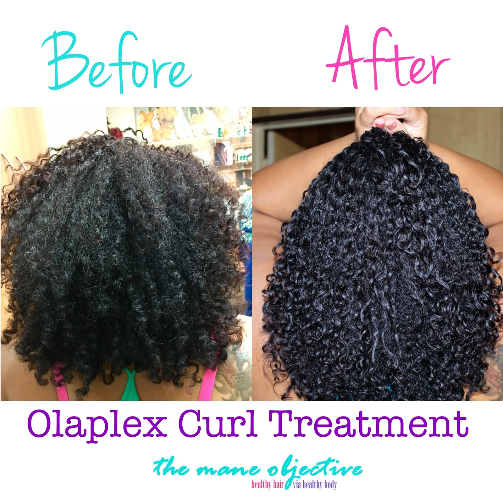 The Mane Objective Does Olaplex Work On Natural Hair