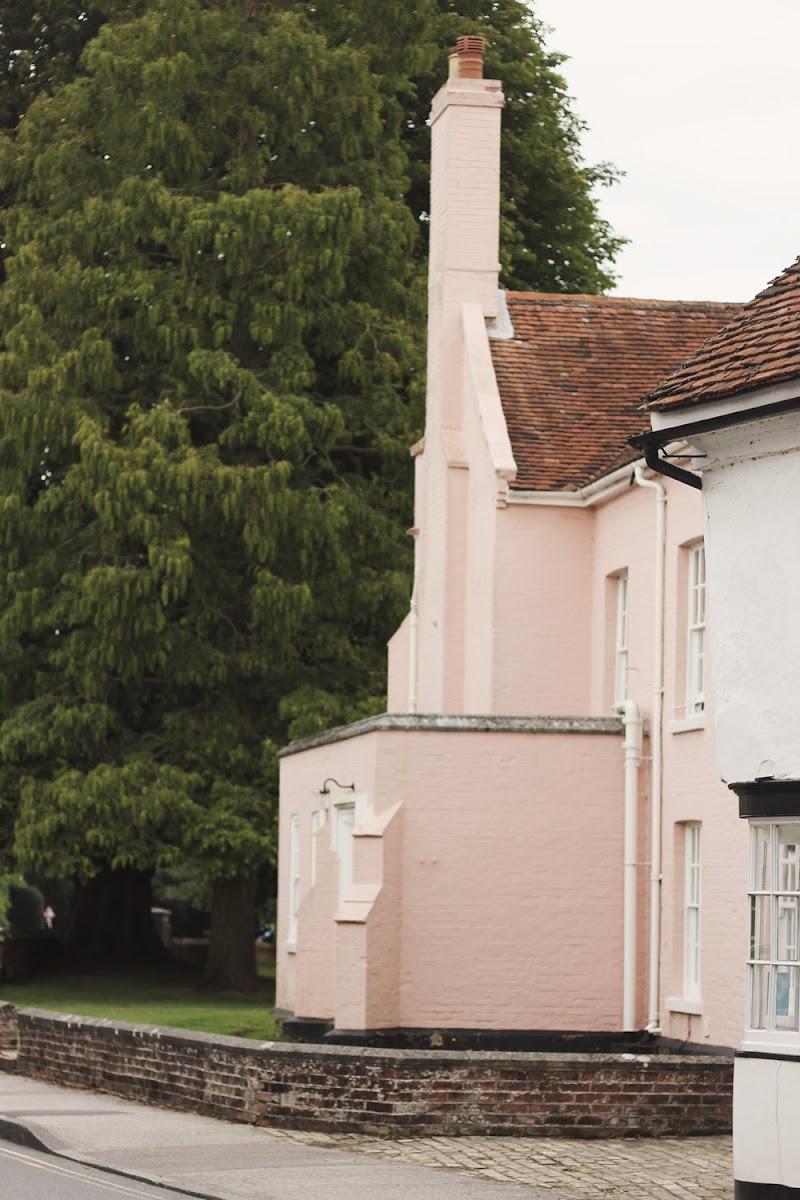 dedham pink houses