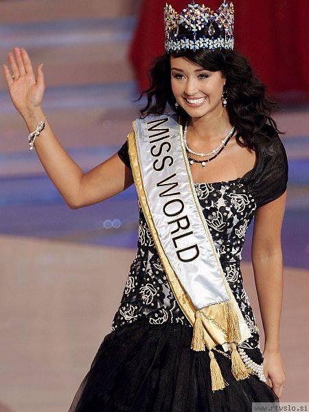 Miss World Of 2005 – Unnur Birna Vilhjálmsdóttir