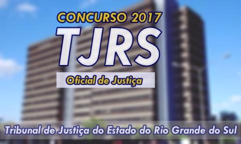 Apostila Concurso TJRS Oficial de Justiça - Vídeo Aula GRÁTIS