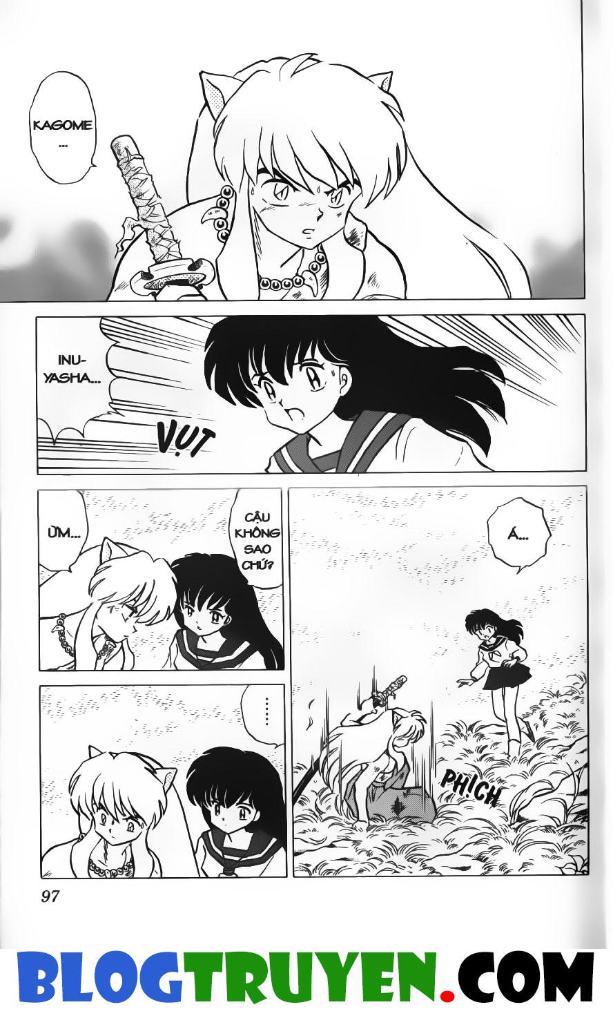 Inuyasha vol 16.6 trang 4