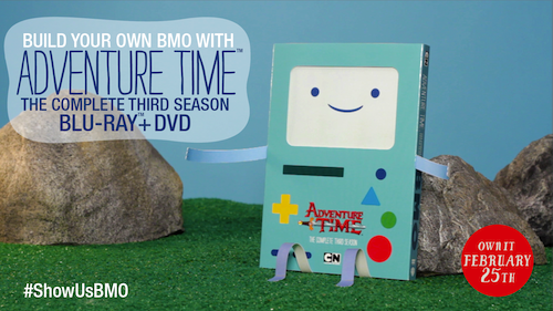 Blu-ray Review - Adventure Time: The Complete Third Season