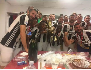 Juventus Secures Third Consecutive Coppa Italia